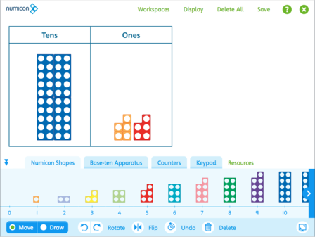 Place Value Resources - Numicon New Zealand