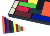 Cuisenaire Rods- One-to-one